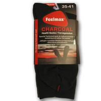 Feelmax - Charcoal, terveyssukka, normaali sukka
