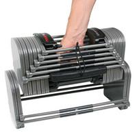 PowerBlock - Sport EXP Taso 3 lisäpainosarja, 33-41 kg
