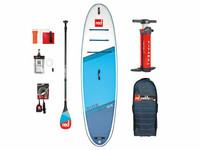 Red Paddle Co - Ride 21 10'6'', yleislauta ja kattava suppailupaketti