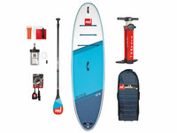 Red Paddle Co - Ride 21 10'8'', kantavampi yleislauta suppailupaketti