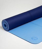 Manduka - welcOMe Pure Blue, joogamatto, 5 mm