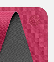 Manduka - welcOMe Magenta Thunder, yoga mat, 5 mm