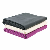 Yoga Mad - Hand Woven Seamless Cotton Yoga Blanket