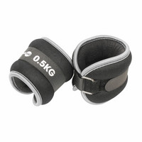 Fitness Mad - Neoprene Wrist/Ankle Weights 2 x 0,5 kg, pair
