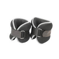 Fitness Mad - Neoprene Wrist/Ankle Weights 2 x 2 kg, pair