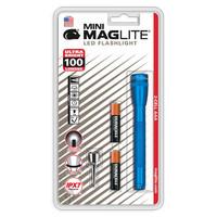 Maglite - Mini Maglite, AAA, LED, sininen