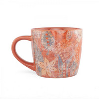 YogiMug Ceramic Rusty Red
