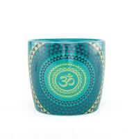 YogiMug - Muki, Blue Mandala