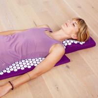 Acupressure Set VITAL, incl. mat, pillow and carry bag