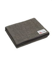 Manduka - Recycled Wool Blanket - Sediment / One Size