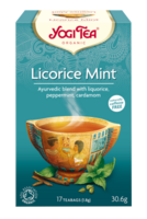 Yogi Tea - Licorice Mint, luomutee