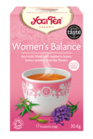 Yogi Tea - Women's Balance, luomutee