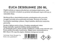 Euca Disinfectant Spray, 250 ml