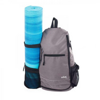 Bodhi - Yoga Backpack Trikonasana