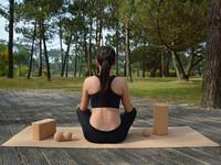 Cork Yoga Mat, 4 mm