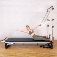 A8 Pro Pilates Reformer and Half Cadillac Bundle