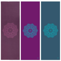 Bodhi - Design yoga mat Mandala, The Leela Collection