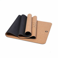 Yoga mat Cork, Luna, 4 mm
