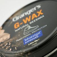 Grangers - G-Wax Cream, mehiläisvaha, 80 ml