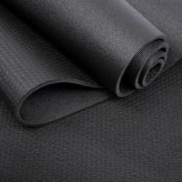 Bodhi - Yoga Mat VBD, Black, 5.5 mm