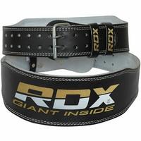 RDX - Nahkainen painonnostovyö 4
