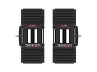PowerBlock - Commercial Pro, säädettävät käsipainot 2–41 kg + teline