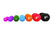 Fitness Mad - Neopreeni Käsipainot, 0,5 kg