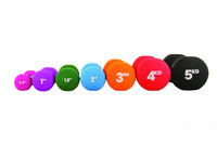 Fitness Mad - Neopreeni Käsipainot, 3,0 kg