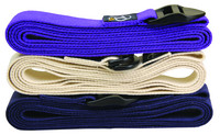 Yoga Mad - Yoga Belt Long, 2,5 m