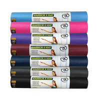 Yoga Mad - Warrior Yoga Mat II, 4 mm