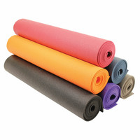 Yoga Mad - Studio Pro Yoga Mat, 4,5 mm