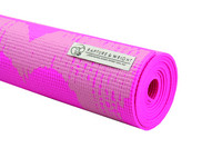 Yoga Mad - Warrior Madaket Hot Pink, 4mm