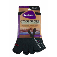 Feelmax - Coolsport, matala urheiluvarvassukka, sneaker