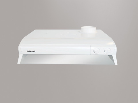Savo FHV-8005-W liesituuletin 50cm valkoinen 96351