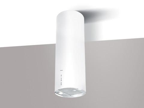 Savo eIH-7603-W/ASC liesituuletin 32 cm valkoinen liesikupu EC-huippuimurille 97212