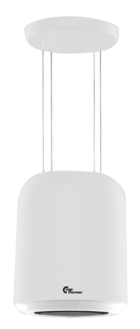 Thermex Green air liesituuletin, valkoinen
