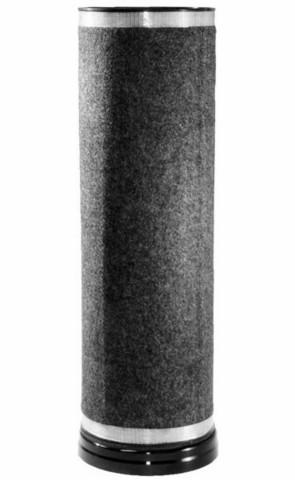 Aktiivihiilisuodatin Franke Tender/Opal/Stil 250 mm