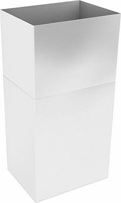Thermex Jatkosuojaputki Decor 787 ripustettava valkoinen 1 x 1950mm