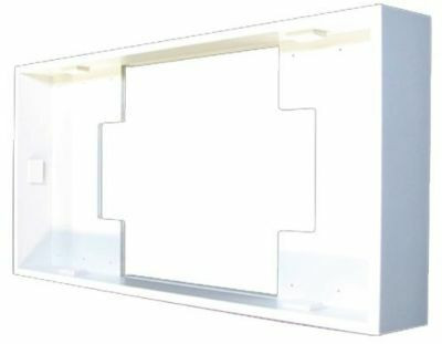 Thermex Asennuskotelo/valkoinen/korkea 1200mm (kork. 255 mm)