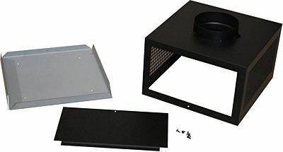 Thermex Asennuskotelo Plasmex suodatin seinä/katto musta
