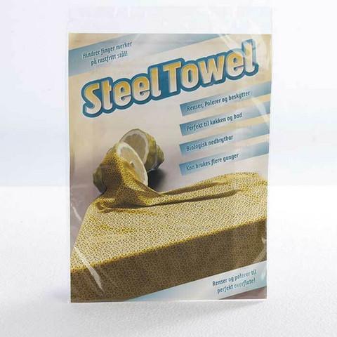 Eico Steel Towel - kiillotusliina by Eico