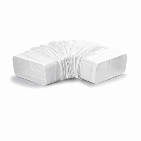 Eico Flex-putki 90x220 valkoinen by Eico