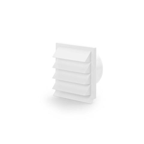 Eico Julkisivun säleikkö Ø150 valkoinen by Eico