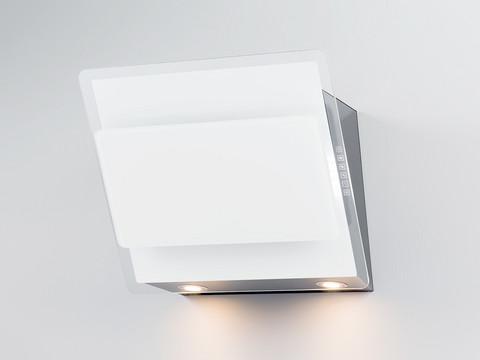 Savo CH-6906-W seinäliesituuletin 55cm huippuimurille valkoinen LED - 86540