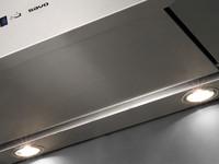 Savo GH-5605-S liesituuletin huippuimurille, integroitava RST LED 90638