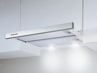 Savo ePHV-2606-S liesituuletin 60 cm RST/valk. säätöventtiilillä EC-huippuimurille LED 97804