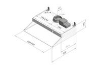 Vallox PTXP 500  X-Line liesituuletin