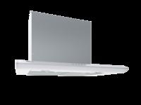 Thermex Super Silent liesituuletin 600mm valkoinen moottorilla