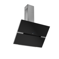 Thermex Preston II liesituuletin 90cm huippuimurille. Musta lasi/RST