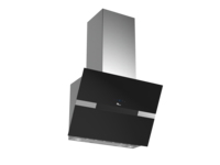 Thermex Mini Preston II seinä 600mm musta/rst omalla moottorilla